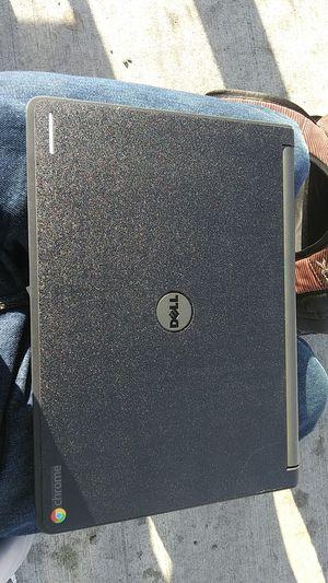 """Dell chromebook 3120 11.6"""" (4GB) black for Sale in Spokane, WA"""