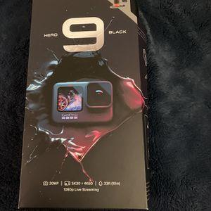 GoPro hero 9 bundle for Sale in San Francisco, CA