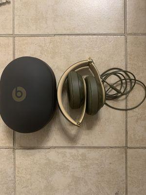Beats Studio3 Wireless Over-Ear Noise Canceling Headphones Camo Edition for Sale in Cranston, RI
