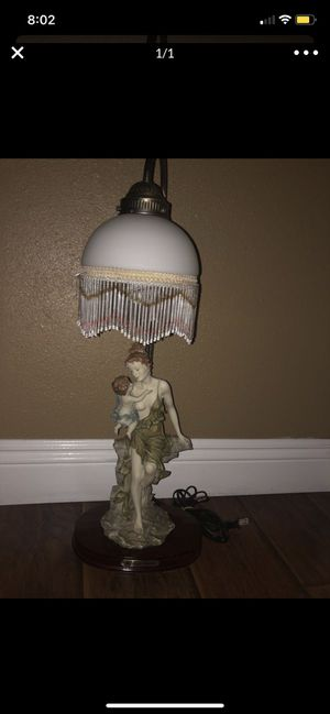 Antique lamp. for Sale in Santa Ana, CA