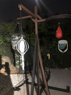 Boxing set up for Sale in Ontario, CA