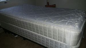 Twin mattress with box spring for Sale in Baltimore, MD