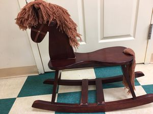 Rocking horse, cradle, rock n play for Sale in Beaufort, SC