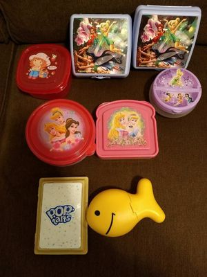Tinkerbell Tupperware and more for Sale in Manassas, VA