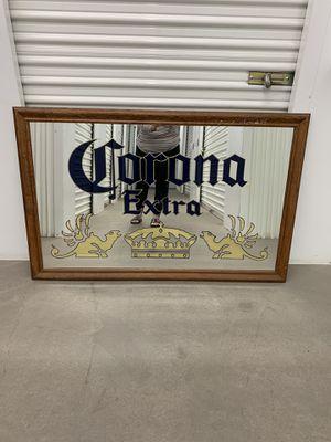 Huge corona frame wall mirror for Sale in San Fernando, CA