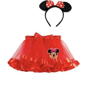 Minnie Mouse Tutu And Ears 3t for Sale in Rialto, CA