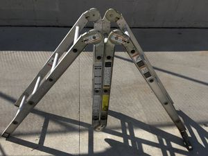 Werner Job Master type 2 M2-7-14 Multi-Position Ladder - $199 for Sale in Eastchester, NY