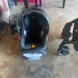 Stroller And Car Seat Chicco for Sale in Colton, CA