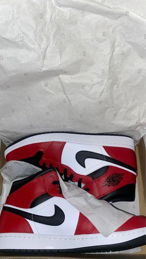 Jordan 1 Mid/Chicago Toe for Sale in Longview, TX