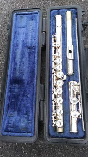 Selmer flute hard case for Sale in Tarpon Springs, FL