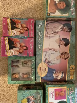 Misc Golden Girl Board Games, And Collectibles for Sale in Alexandria,  VA