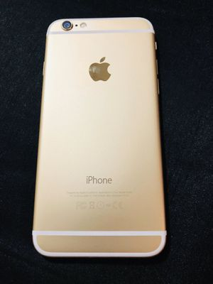 iPhone 6 Gold 16gb unlocked for Sale in Queens, NY