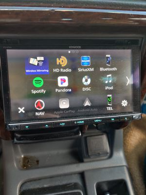 Kenwood. The newest one they have with built-in navigation for Sale in Jacksonville, FL