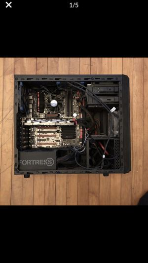Custom built gaming PC for Sale in Lowell, MA