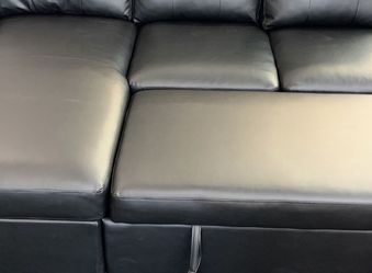 Brand New Modern Living Room Sleeper Sectional For Only $54 Down for Sale in Carrollton,  TX