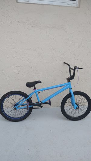 Bike bmx bike blue animal everything for Sale in Miami Gardens, FL