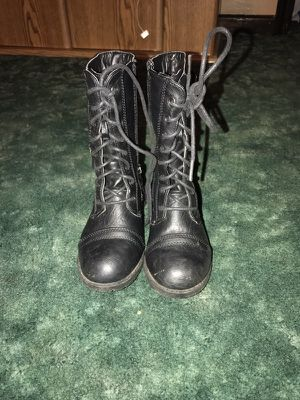 Girls Combat Boots for Sale in Decatur, GA