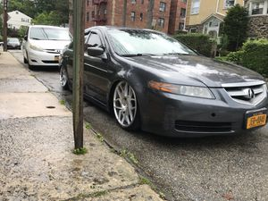 2004 Acura TL D2 airbag coil over suspension air lift management Looking to get 3500 or best offer even trade for super Moto for Sale, used for sale  Bronx, NY