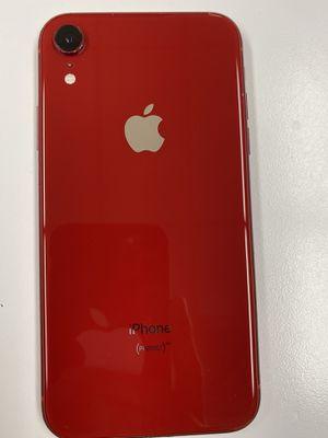 Sprint Iphone XR 64 GB RED for Sale in Manassas, VA