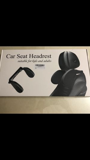 BRAND NEW XBB t for Adults, Booster Seat Head Support ar Kids, Beige for Sale in Westminster, CA