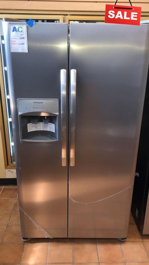 BIG BARGAINS!! CONTACT TODAY! Frigidaire Refrigerator Fridge With Warranty #1478 for Sale in Baltimore, MD