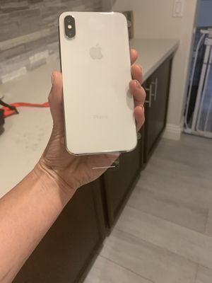 BRAND NEW - IPhone X Silver T Mobile (Never Used) for Sale in Chandler, AZ