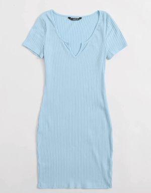 blue bodycon dress for Sale in Lauderhill, FL