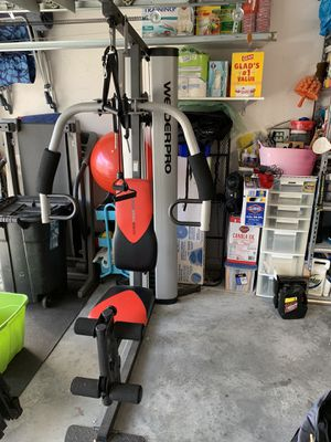 Weight bench all in one WeiderPRO 6900 for Sale in Kissimmee, FL