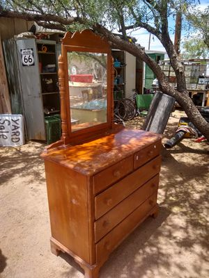 Antique nothing but good wood $125 for Sale in Tucson, AZ