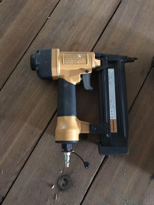 Bostitch 18 gauge trim gun nail gun for Sale in Austin, TX