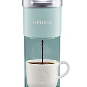 Keurig K-Mini Coffee Maker, Single Serve K-Cup Pod Coffee Brewer, 6 to 12 oz. Brew Sizes, Oasis for Sale in Los Angeles, CA