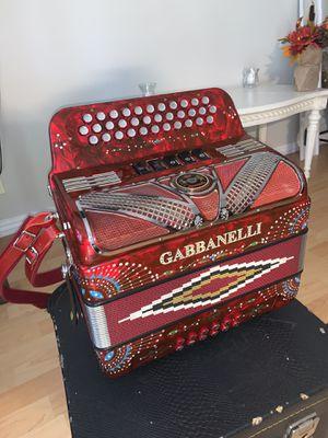 Gabbanelli Accordion for Sale in Pico Rivera, CA
