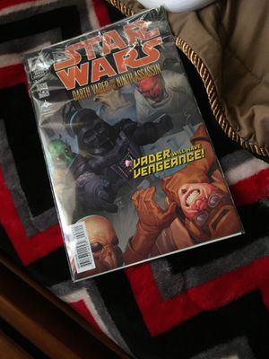 Star Wars comic mail condition only red ones for Sale in US