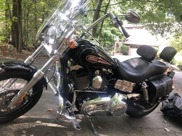 Harley DYNA low rider MINT