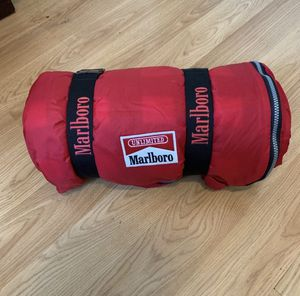 vintage marlboro sleeping bag for Sale in Chicago, IL