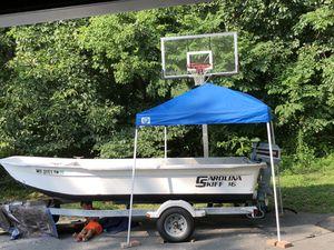 Carolina skiff boat for Sale in Severna Park, MD