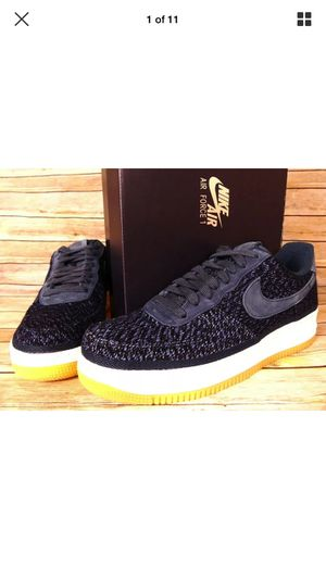 New Nike Air Force 1 '07 Low Top Men's Shoes Size 10 Indigo 917825-400 With Box for Sale in Tampa, FL