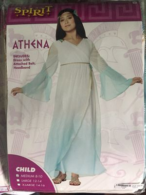 Halloween costumes -Athena and Roman Princess for Sale in Chicago, IL