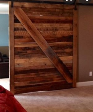 Custom Barn Doors for Sale in Puyallup, WA