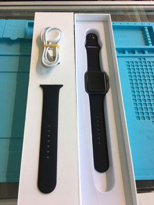 Apple Watch Series 2 42mm Gray Al Black Band for Sale in Seattle, WA