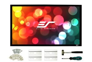 Elite Screens Sable Frame 2 Series 110 inch projector screen for Sale in Southfield, MI