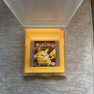 Pokémon Yellow for Sale in Alpharetta, GA