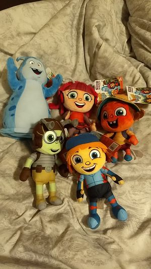 Beat Bugs Plush set (new) for Sale in Hayward, CA