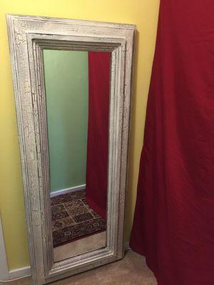 Distress-Style Mirror for Sale in Seattle, WA