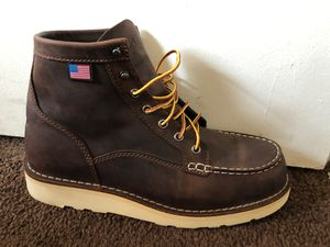 Danner boots size 10.5 wide (like new, worn once) for Sale in Stanton, CA