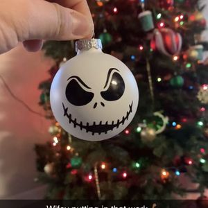 Nightmare Before Christmas Ornament for Sale in Los Angeles, CA