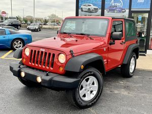 2012 Jeep Wrangler Sport for Sale in Palatine, IL