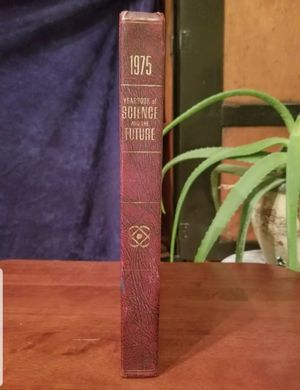 Encyclopedia Britannica 1975 Yearbook of Science and the Future for Sale in Lexington, SC