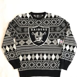 Raiders Christmas 🎄 Sweater Size XL for Sale in Las Vegas, NV
