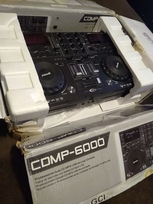 MULTIPLE PIECES OF USED DEEJAY EQUIPMENT for Sale in Kinston, NC